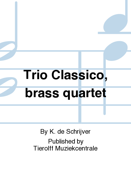 Trio Classico, brass quartet