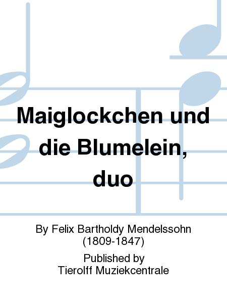 Maiglockchen und die Blumelein, duo