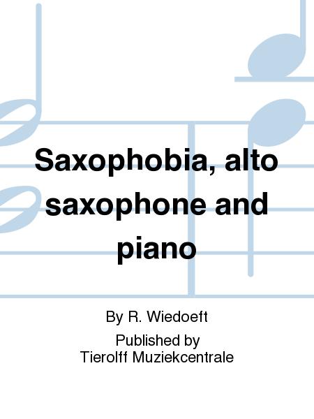 Saxophobia, alto saxophone and piano