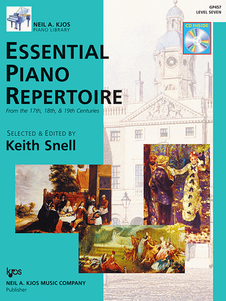 Essential Piano Repertoire - Level Seven