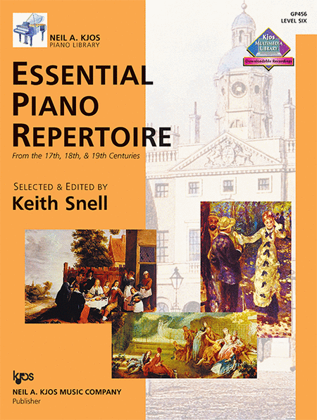 Essential Piano Repertoire - Level Six