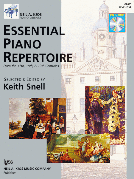 Essential Piano Repertoire - Level Five