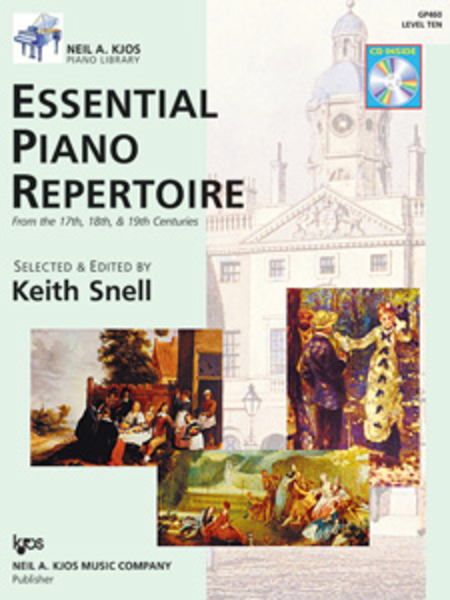 Essential Piano Repertoire - Level Ten