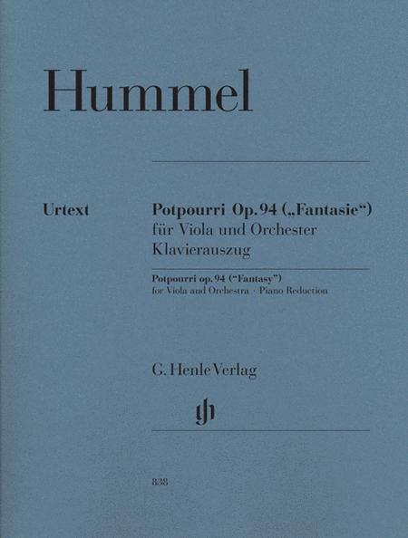 Potpourri Op. 94 (Fantasy)