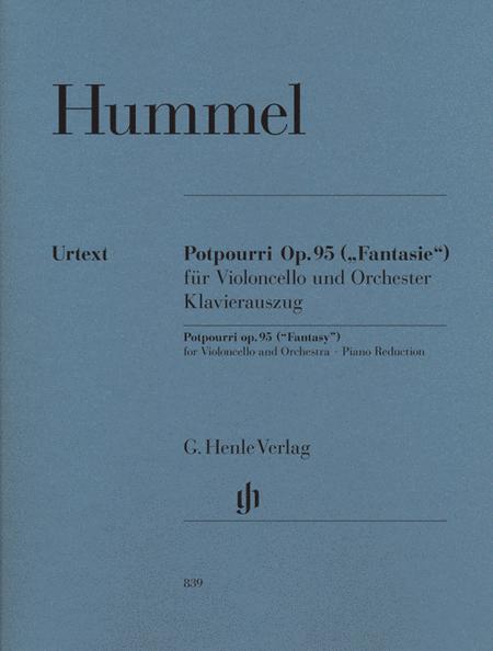 Potpourri Op. 95 (Fantasy)