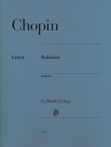Frederic Chopin - Ballades