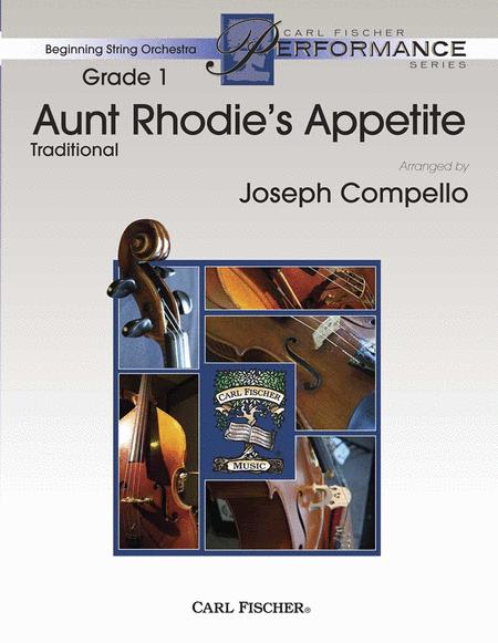 Aunt Rhodie's Appetite