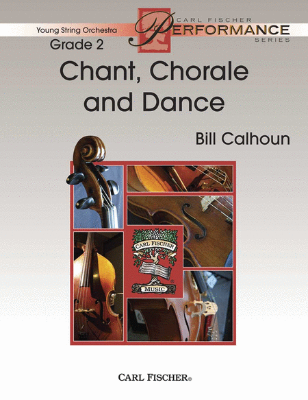 Chant, Chorale and Dance