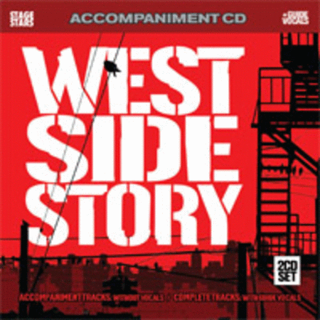 Songs from West Side Story (Karaoke CD)