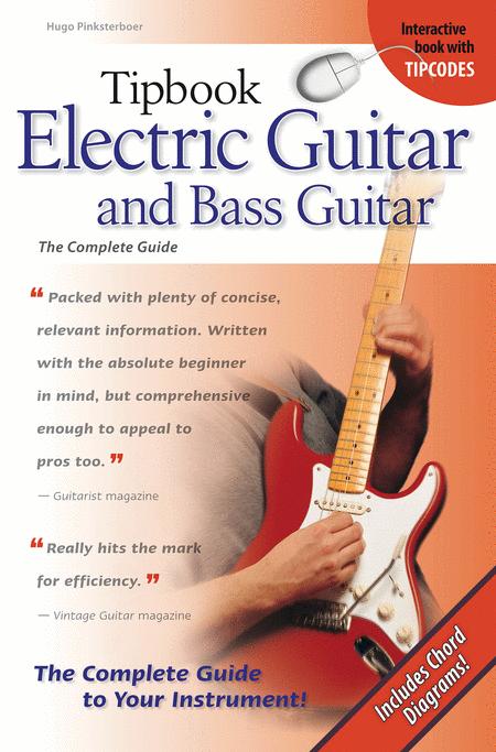 Tipbook Electric Guitar & Bass Guitar