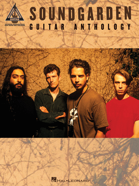 Soundgarden - Guitar Anthology