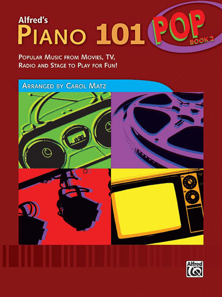 Piano 101 Pop Book 2