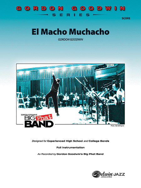 El Macho Muchacho (Score only)