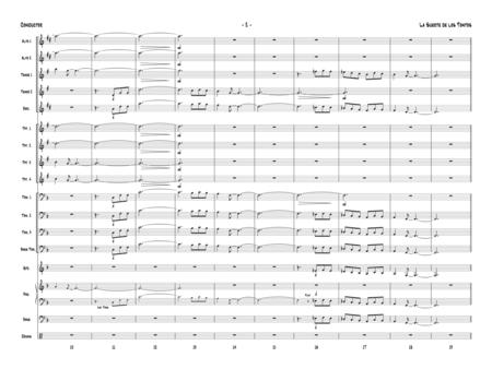 La Suerte de los Tontos (Score only)