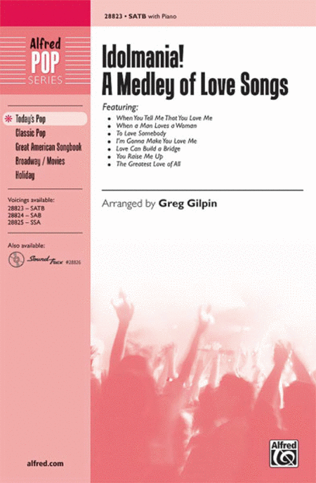 Idolmania! A Medley of Love Songs