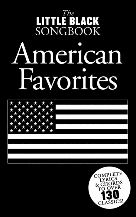 Little Black Songbook of American Favorites
