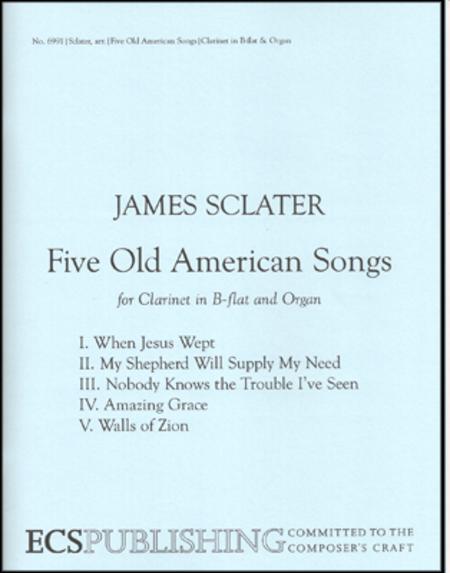 Five Old American Songs