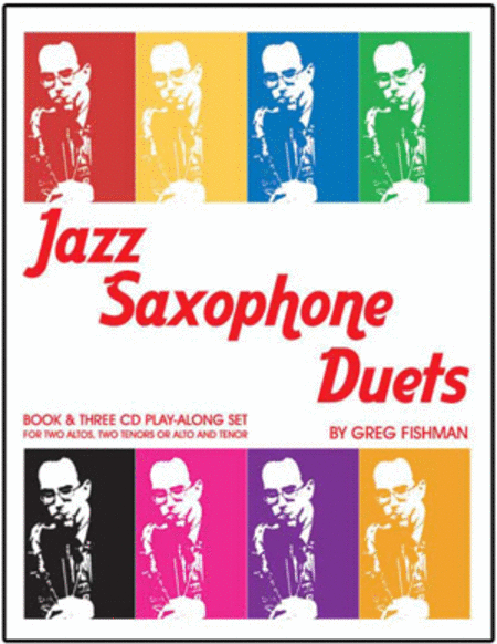 Jazz Saxophone Duets