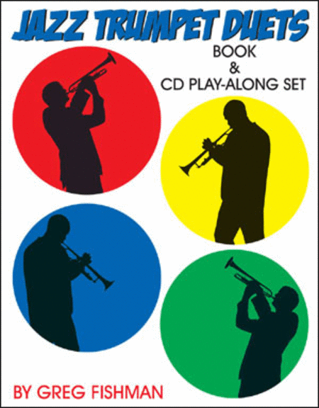 Jazz Trumpet Duets (Book and CD)