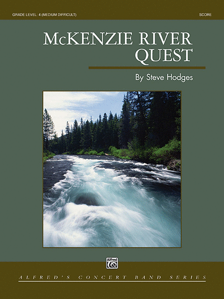 McKenzie River Quest (Score only)