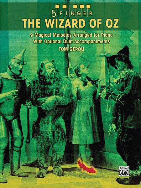 5 Finger The Wizard of Oz