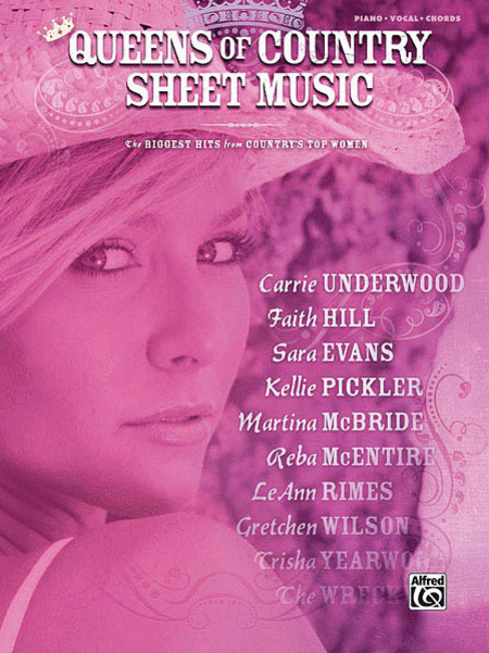 The Queens of Country Sheet Music