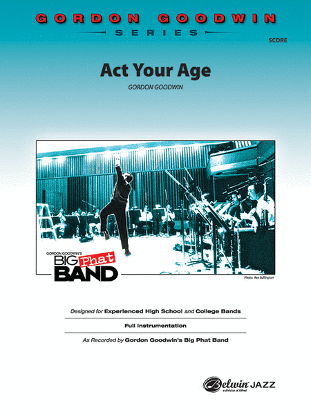 Act Your Age (Score only)