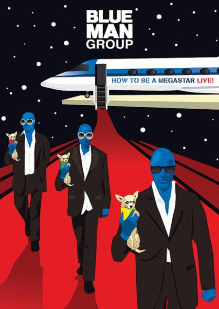Blue Man Group Inside The Tube 90