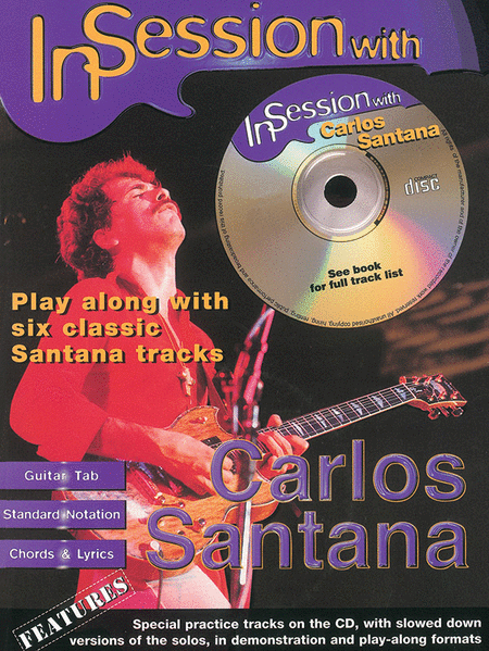 In Session with Carlos Santana