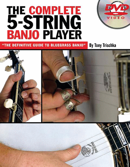 The Complete 5-String Banjo Player