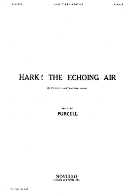 Hark! The Echoing Air