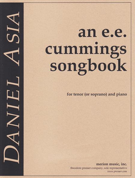 An e.e. cummings Songbook