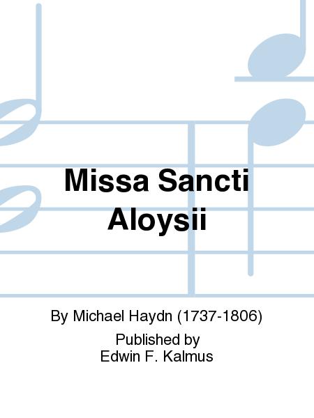 Missa Sancti Aloysii