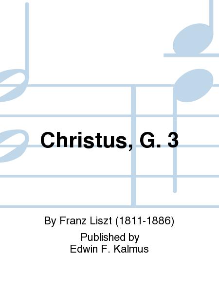 Christus, G. 3