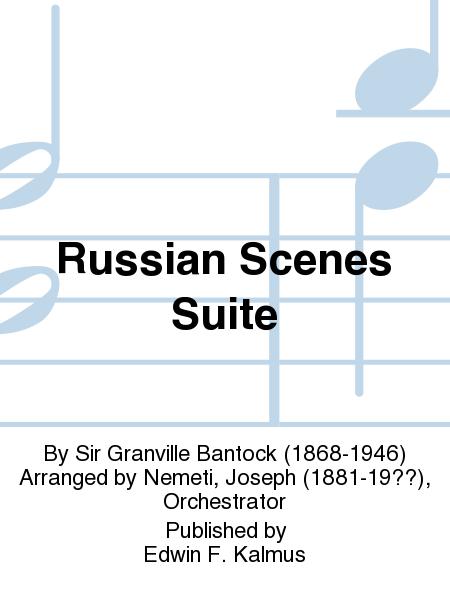 Russian Scenes Suite