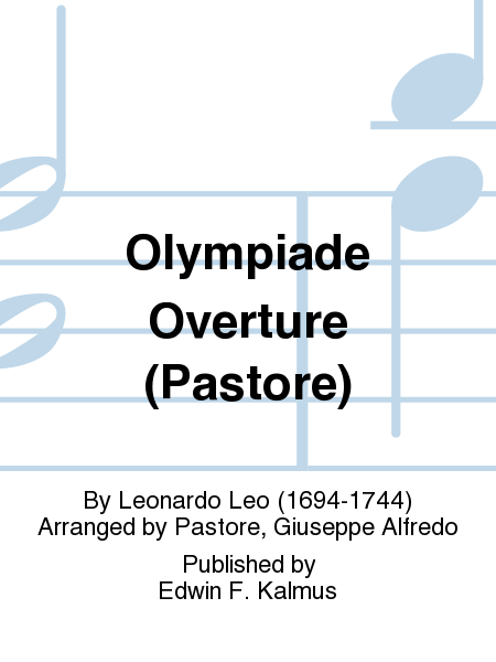 Olympiade Overture (Pastore)
