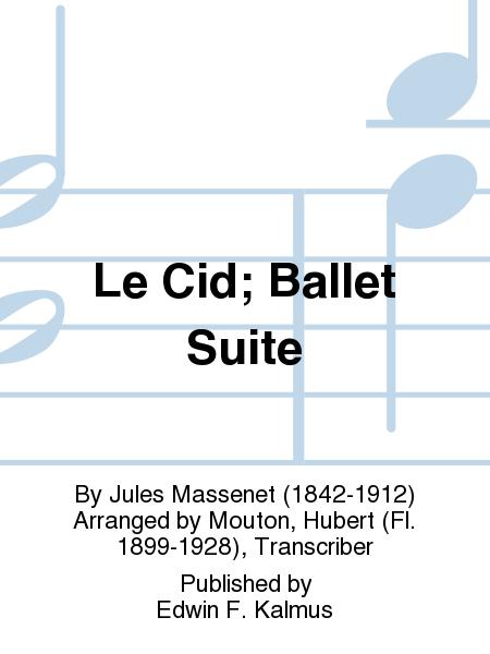 Le Cid; Ballet Suite
