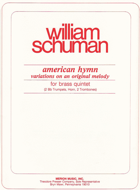 American Hymn