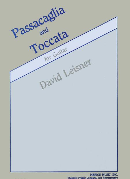 Passacaglia and Toccata