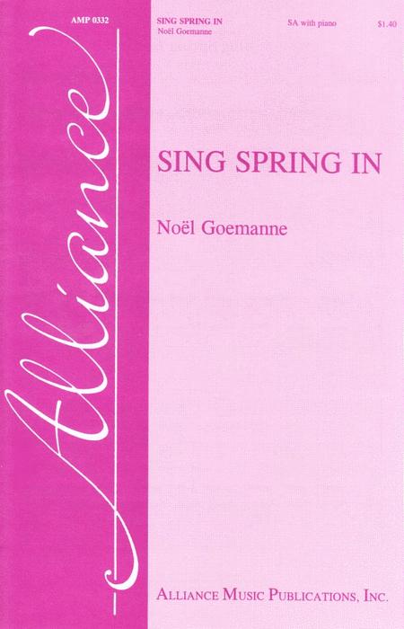 Sing Spring In
