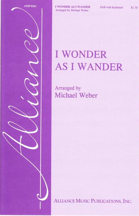 I Wonder as I Wander