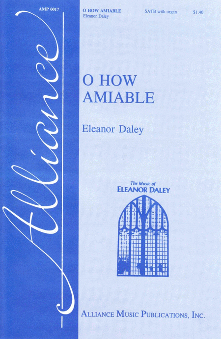 O How Amiable