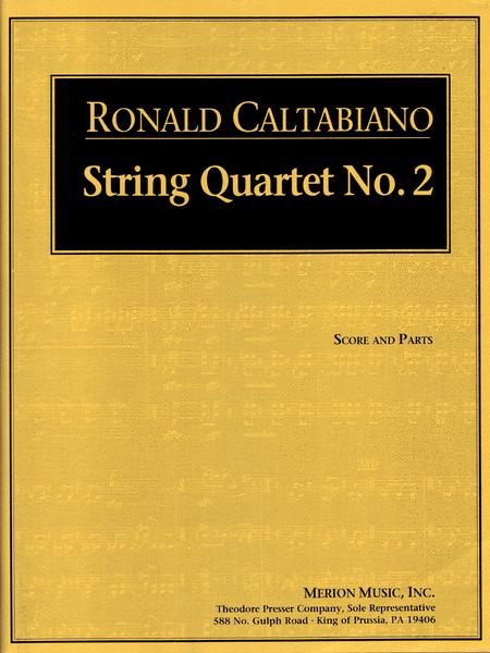 String Quartet No.2