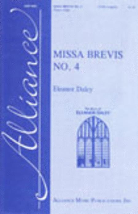 Missa Brevis No. 4