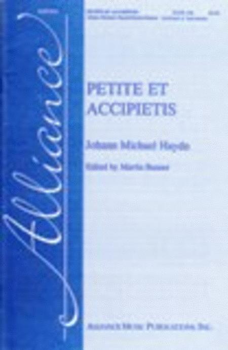 Petite et Accipietis