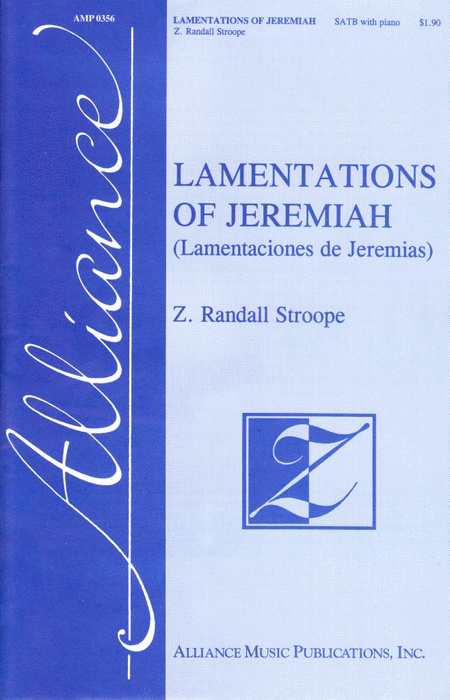 Lamentations of Jeremiah