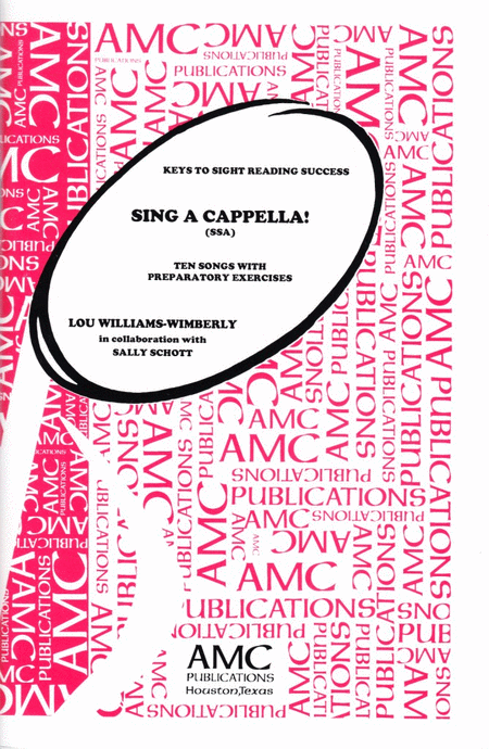 Sing A Cappella! (SSA)