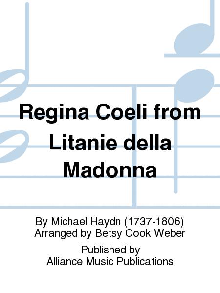 Regina Coeli from Litanie della Madonna