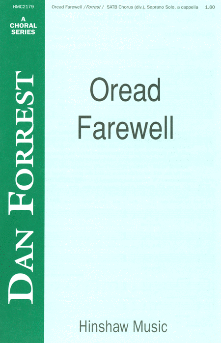 Oread Farewell
