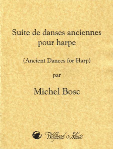 Suite de danses anciennes pour harpe (Ancient Dances for Harp)